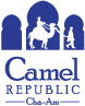 Camel republic official Cha-Am Thailand