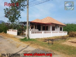 House for rent in Arlek Mountain View Cha-Am Thailand